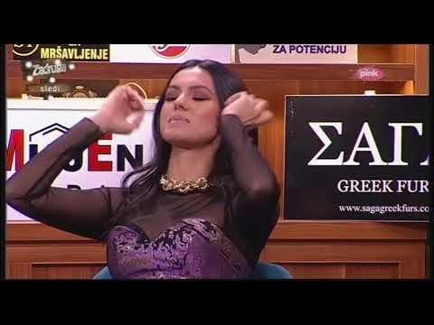 Tanja Savić o svojim lapsusima - Ami G Show S10