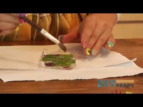 How To Make Your Own Cell Phone Case With Pressed Flowers