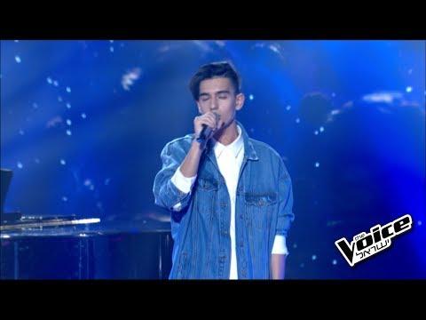 ישראל The Voice 4 : אלי חולי - Life On Mars