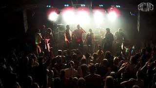 The Top Stoppers & ex.Wickeda -  Pak na more + Prah (live @ club *MIXTAPE 5* 21.11.2014) Sofia,