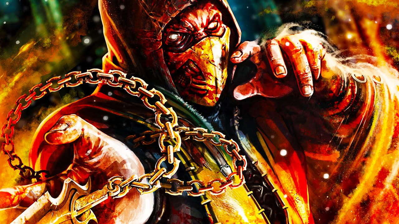 Mortal Kombat X Gameplay Scorpion Multiplayer Full