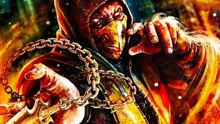 Mortal Kombat X Gameplay - Scorpion Multiplayer FULL Gameplay (60FPS 1080p)