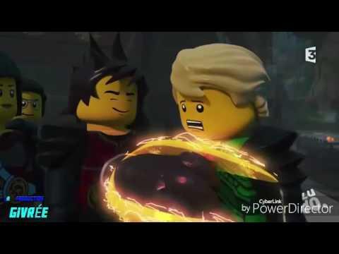 Lego ninjago saison 8 intro cr e par la cha ne vertes moi - Ninjago saison 2 ...