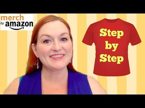 Create a Shirt from Start to Finish for Merch by Amazon POD Using PicMonkey Step by Step