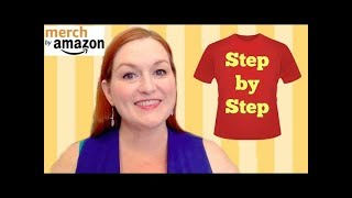 Live Creating a Shirt from Start to Finish for Merch by Amazon POD Using PicMonkey Step by Step