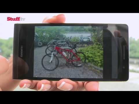 Huawei Ascend P6 review -- the world's thinnest smartphone captured on camera