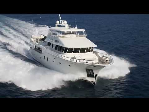 Argos Gulfstream 92 For Sale At Global Marine Brokerage 727-498-6477