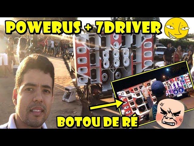 Paredão da Veinha Tocando na CALVAGADA EM ATALAIA - POWERUS