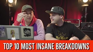 Top 10 Most Insane Breakdowns!!