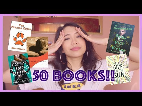 BOOKS I READ IN 2017! Young adult, Yaoi manga and MORE!?