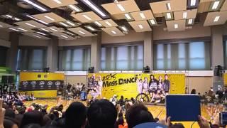 ou freshmen mass dance 2015