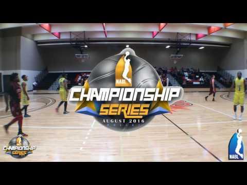 NABL Championship Series - Atlanta vs Dallas - FINALS