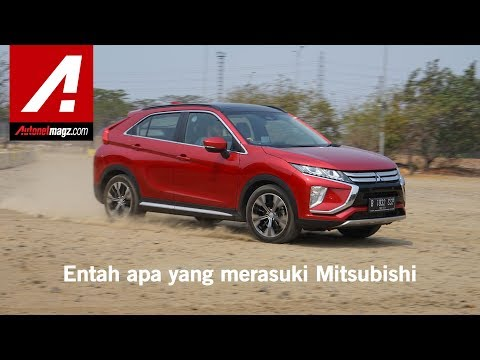 Mitsubishi Eclipse Cross Indonesia Review & Test Drive By AutonetMagz