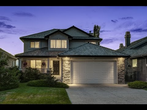 Beautiful Lake Community Home - Calgary Real Estate Video Tour - 45 Mt Alberta View SE