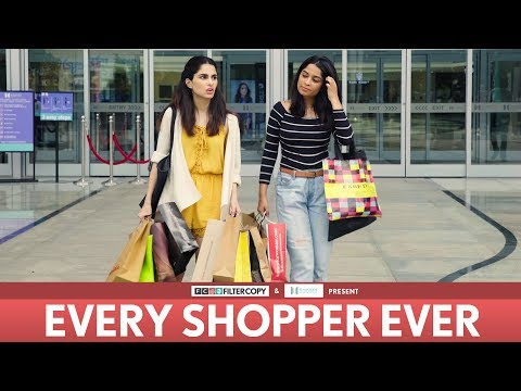 FilterCopy | Every Shopper Ever | Ft. Veer Rajwant Singh, Ai