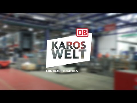 DB Schenker Netherlands - Karos Welt exploring Contract Logistics