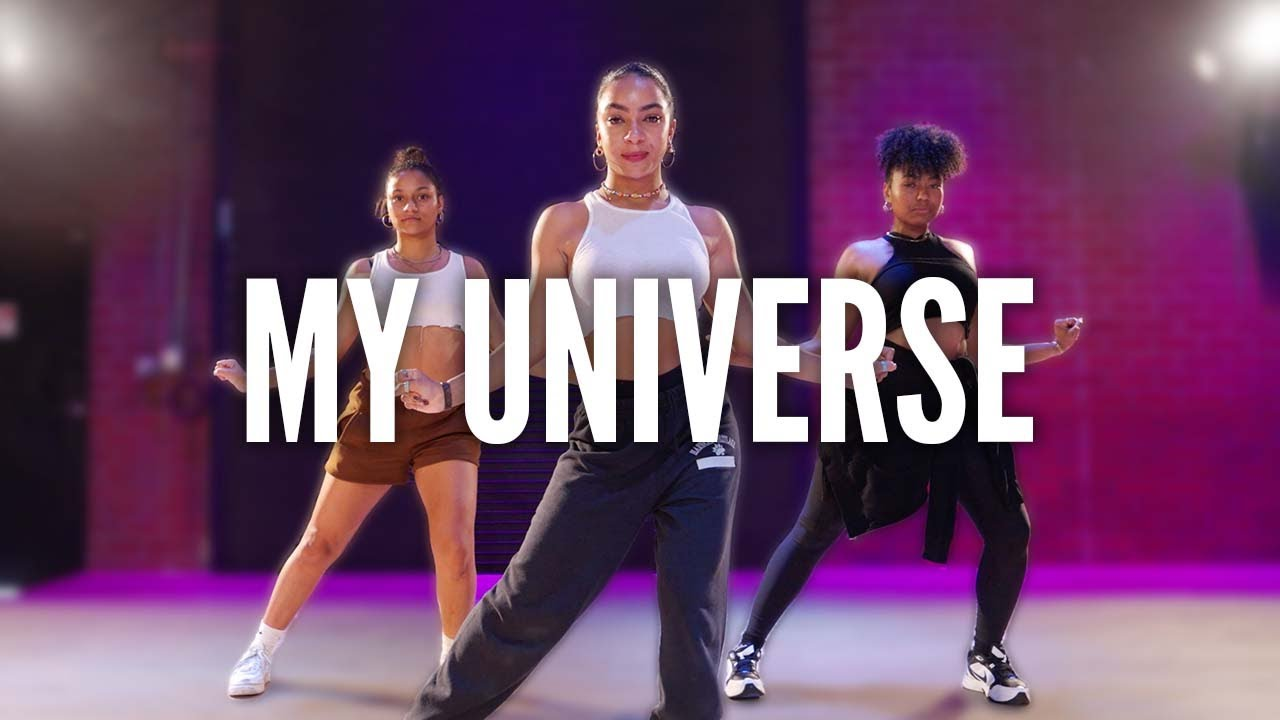 COLDPLAY x BTS (방탄소년단) - My Universe | Kyle Hanagami Choreography