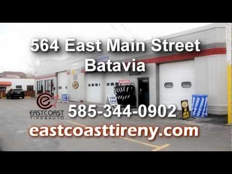 East Coast Tire Commercial