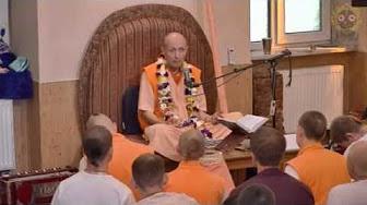 Шримад Бхагаватам 4.9.26 - Бхакти Ананта Кришна Госвами