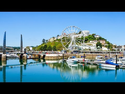 The English Riviera - South Devon's Beautiful Bay