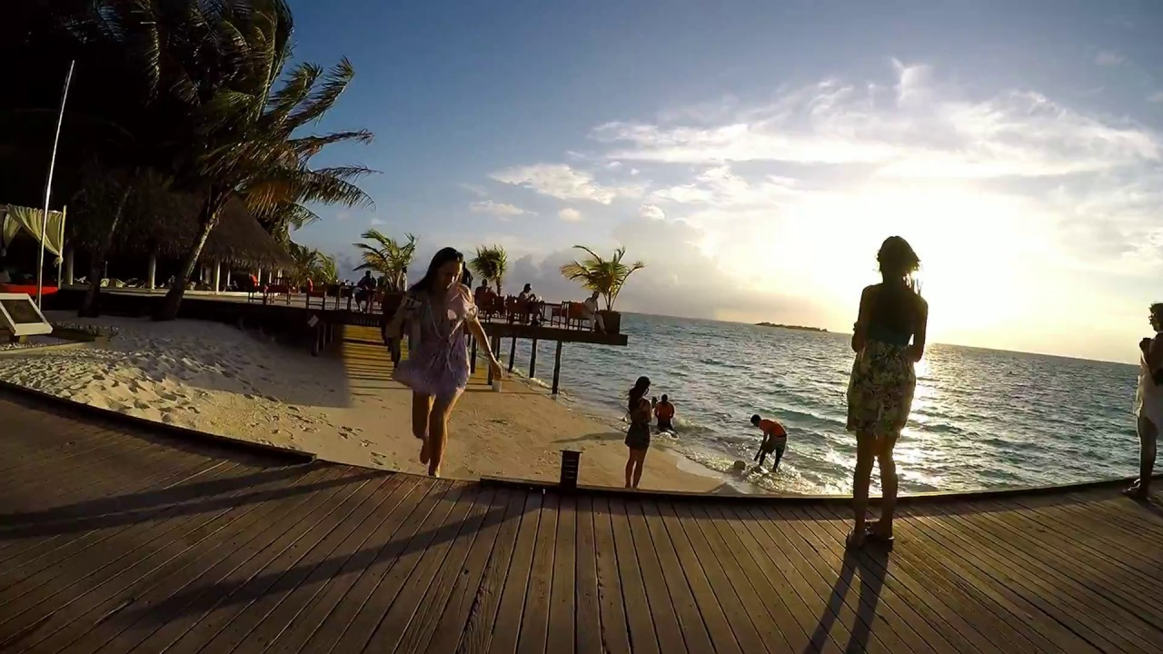 GoPro Hero 5 Black Maldives Honeymoon