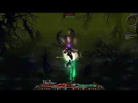 Blades of Vitality Witch Hunter - Fabius Kill #3 by janodal