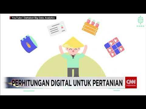 Canggih! Para Petani Bisa Dibantu Teknologi Digital Mp3