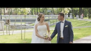Артём и Любовь свадьба в Калининграде