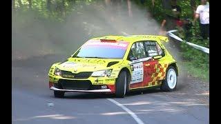 24.Hell Miskolc Rallye 2018 Crash&Actions - Le...