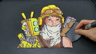 ReCore Pancake - Joule and Mack | Xbox