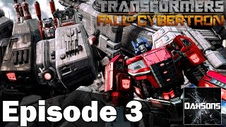 transformers fall of cybertron episode 3 metroplex heeds the call chapter 3