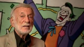 The Joker creator Jerry Robinson