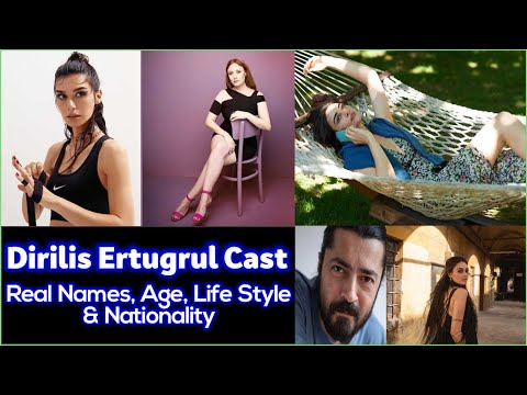 Dirilis Ertugrul Cast With Real Name, Age, Life Style & Nationality. from YouTube · Duration:  10 minutes 1 seconds