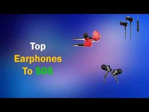 Top 10 Earphones Under 50$ (Best 10 earphones from Aliexpress)