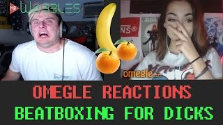 OMEGLE Beatbox || Beatboxing For Dicks