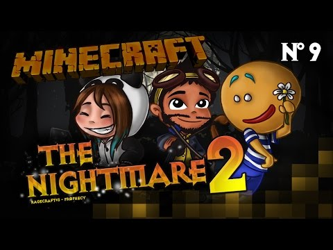 Minecraft | The Nightmare 2 - Ep  9 - La magie du sable Rouge !