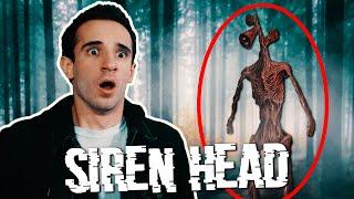 SIREN HEAD SIGHTING!