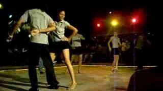 Free Style Salsa Dancing