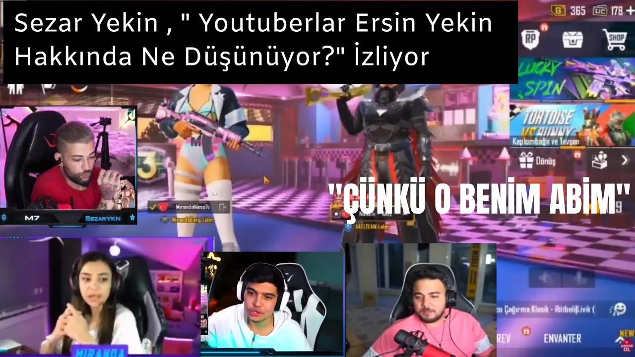 Sezar Yekin , \