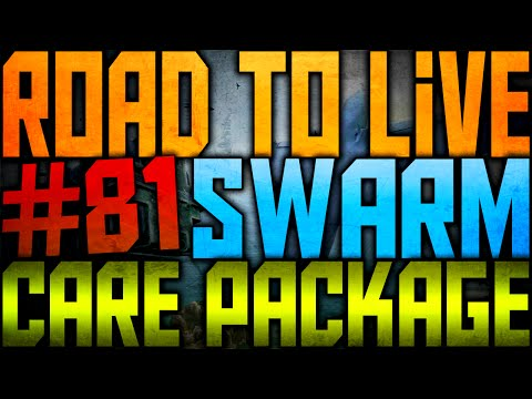 RC-XD CEPTION! - Road to Care Package Swarm #81 ft. Dennis (Black Ops 2)