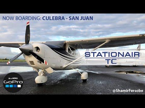 Flying The Mighty TURBO Cessna 206! - Flight Vlog