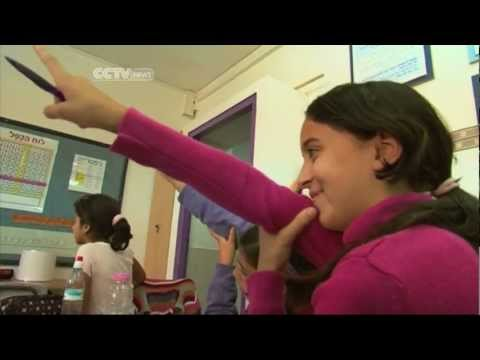 Israeli School Immerses Arab and Jewish Students Together to