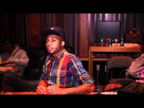 In Studio Sessions: Donnis