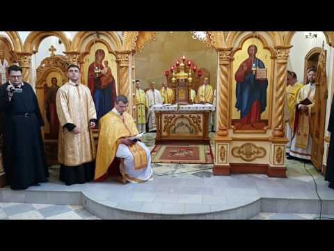 Чин Довічної Професії ухрамі Вознесіння Господнього вЗолочеві