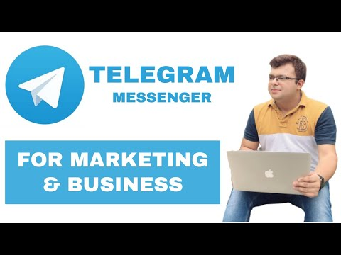 How to use Telegram for Marketing & Business? | By Tarun Agarwal