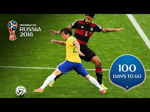 100 DAYS TO GO! World Cup Mainstays