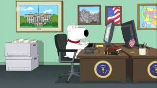 Family Guy - If Brian Was A Speech Writer