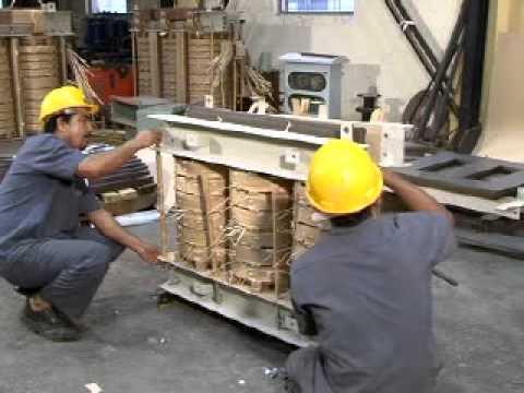 Nissar Transformers Corporate Film
