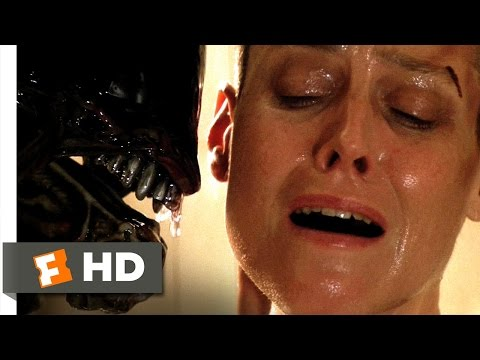 Alien 3 (1/5) Movie CLIP - Dr. Clemens Killed (1992) HD