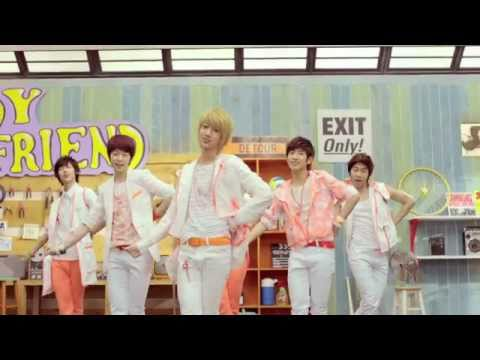 [MV Full HD] Boyfriend (보이프렌드) - Boyfriend